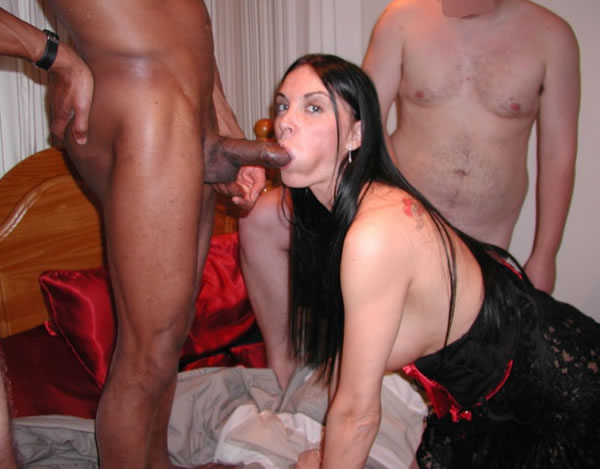 Sarah from birmingham loves a good gangbang - 2 part 6